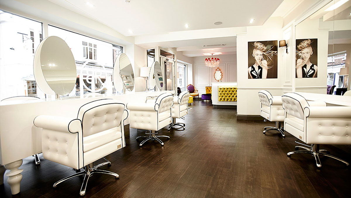 royston blythe hair salons shrewsbury wolverhampton virtual inside tour