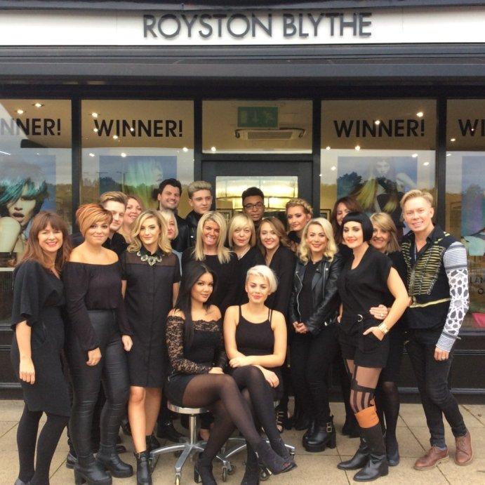 the team at Royston Blythe Wolverhampton