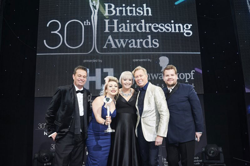 ROYSTON BLYTHE HAVE DONE IT AGAIN….BRITISH HAIRDRESSING AWARD WINNERS