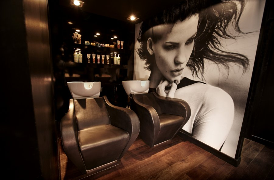 royston blythe luxury treatment area
