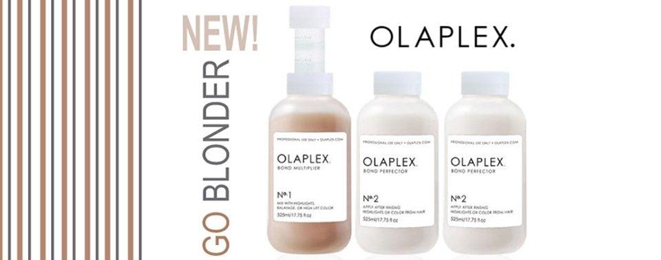 Olaplex at shrewsbury hairdressers