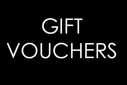 SALON GIFT VOUCHERS