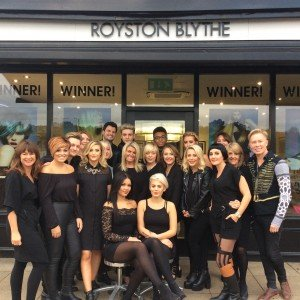 Royston Blythe Hairdressers Recruitng