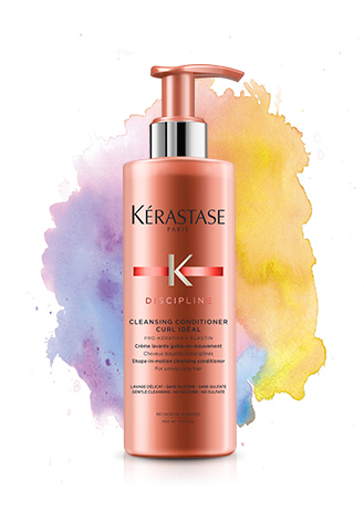 DISCOVER CLEANSING CONDITIONER DISCIPLINE CURL IDÉAL BY Kérastase
