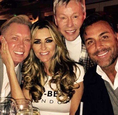 Nick and Royston Favourites On The Real Housewives Of Cheshire