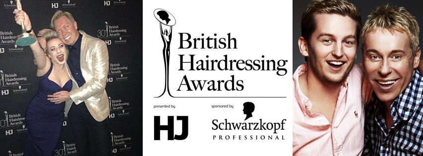 Midlands Hairdressers Of The Year British Hairdressing Awards Royston Blythe