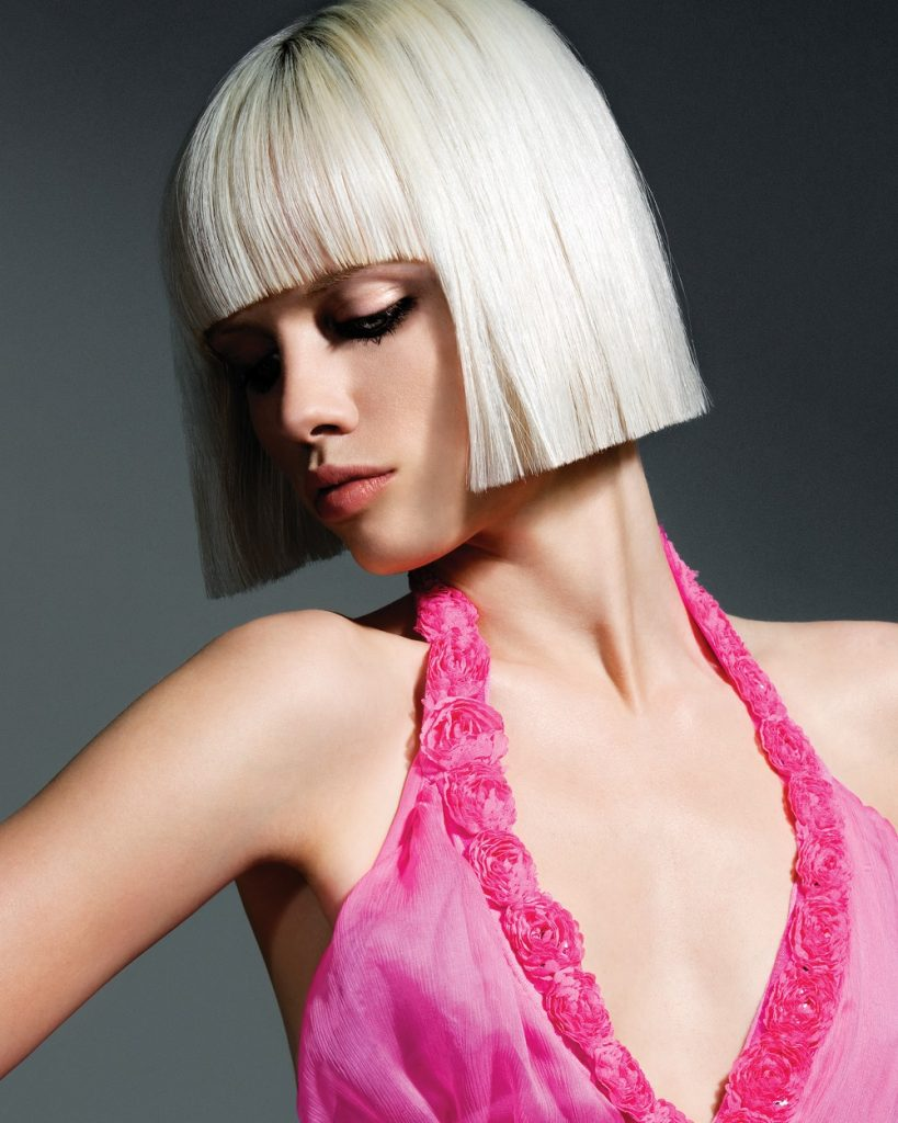 blonde hair care hairdressers shrewsbury wolverhampton