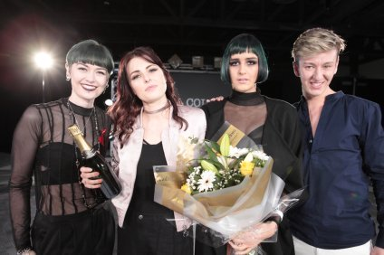 L'oreal Colour Trophy North West Winners Royston Blythe