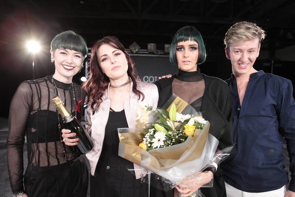 L'OREAL COLOUR TROPHY VICTORY 2017