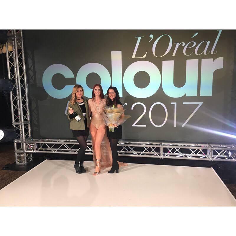 Winners Loreal Colour Trophy Winners Wolverhampton