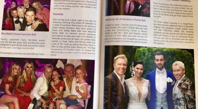 Your Lifestyle Magazine Royston & Nick