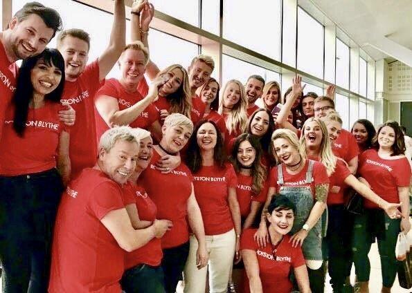 Royston Blythe Team Head To Marbs To Celebrate In True Royston Style
