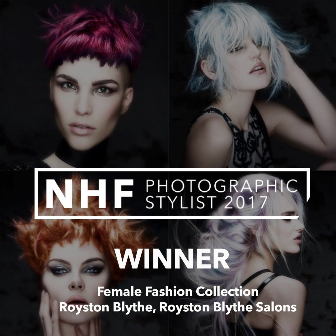NHF WINNERS BRITISH PHOTOGRAPHIC COLLECTION