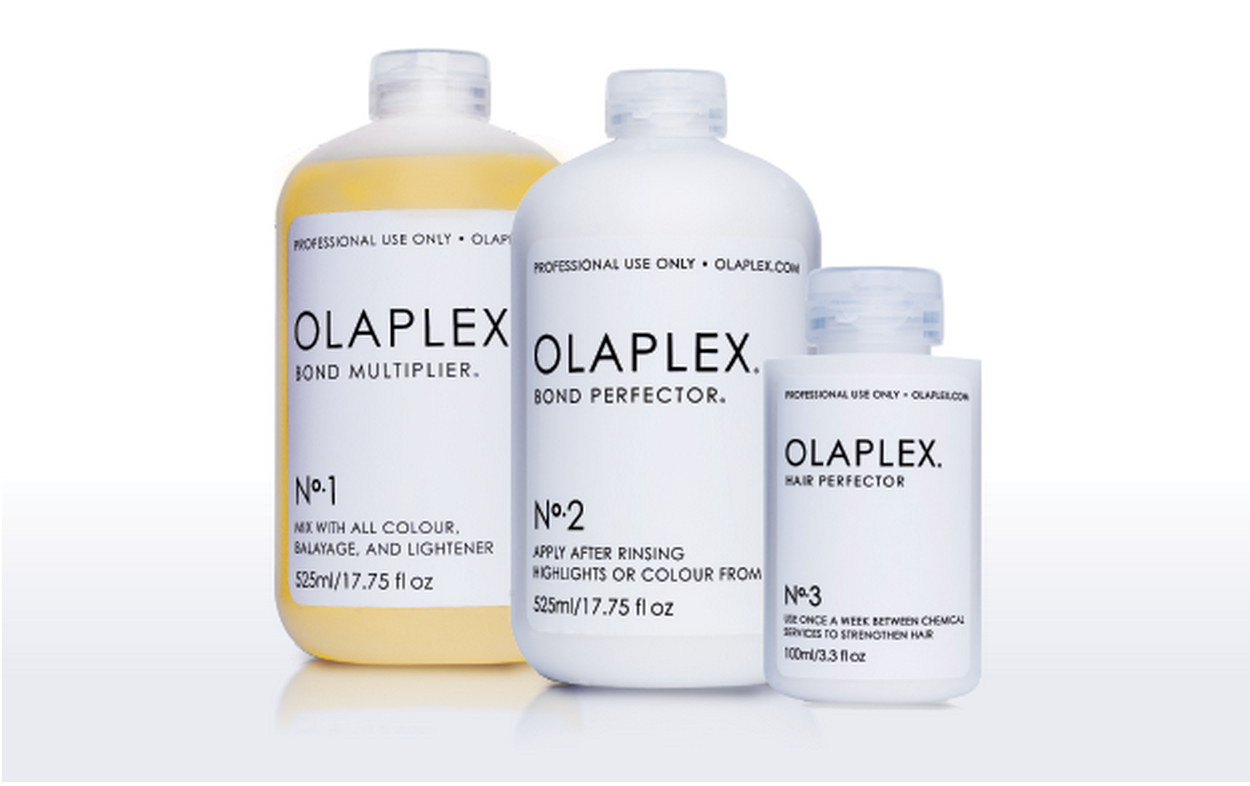 The Miracle Worker For Coloured Hair: Olaplex