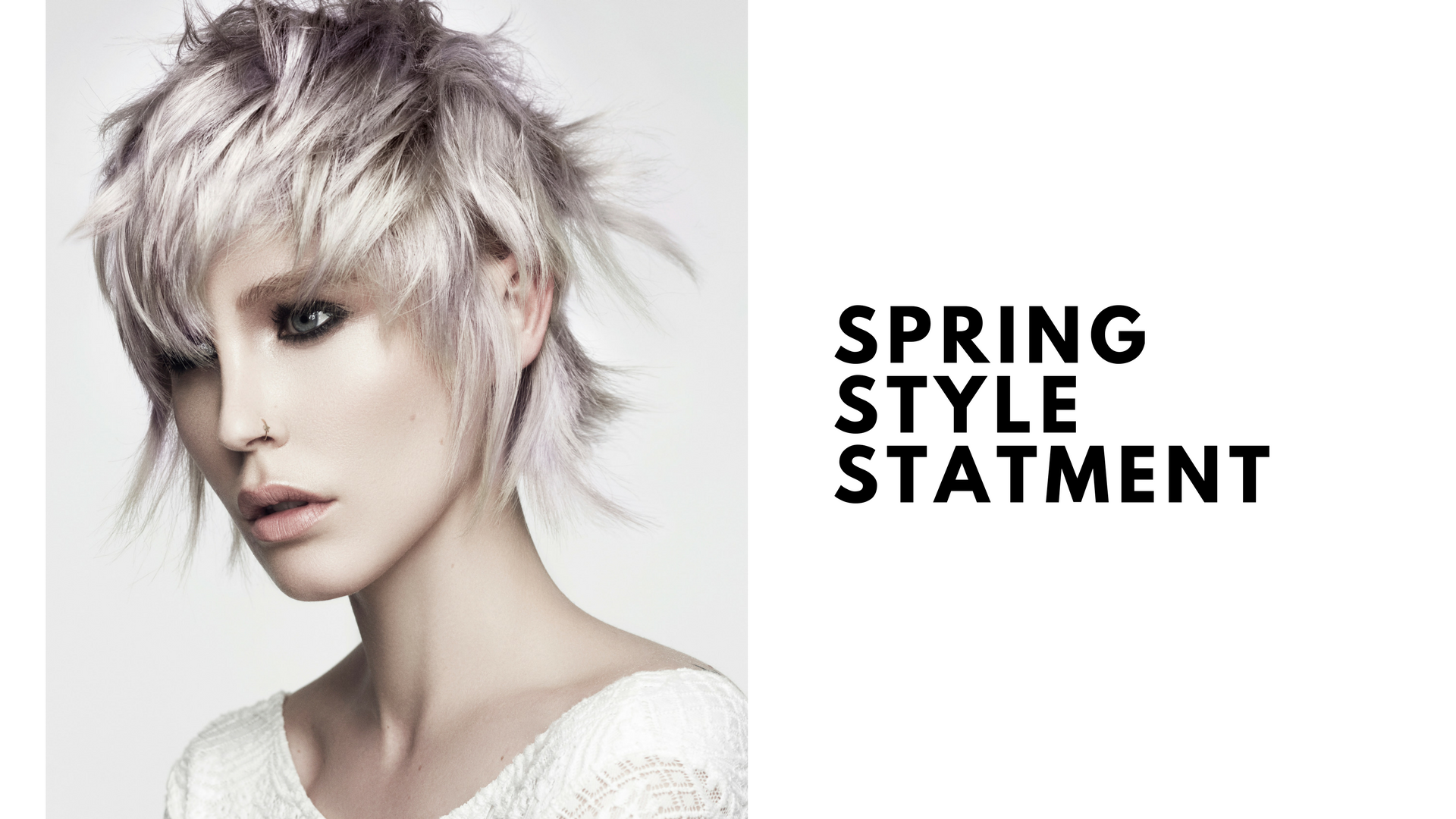 MAKE YOUR SPRING STATEMENT A FABULOUS ONE!