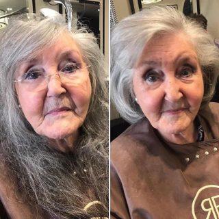 Youthifying Hair