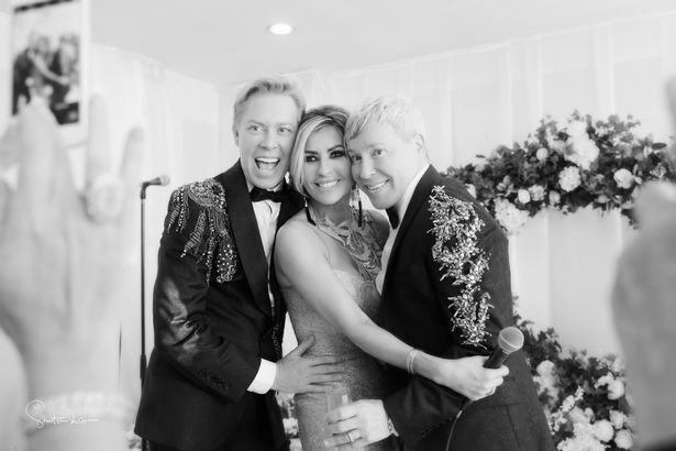 Real Housewives Gay Wedding