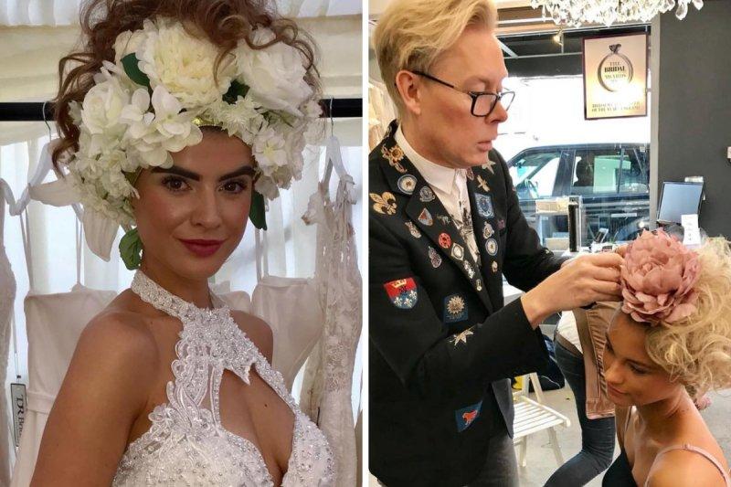 wedding hair shrewsbury