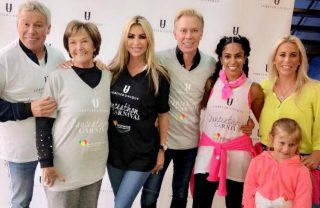 Danceathon With Real Housewives Of Cheshire Pals