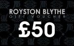 £50.00 Monetary Voucher