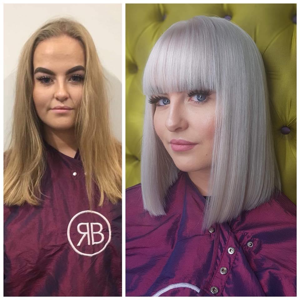 Blonde Hair Transformation