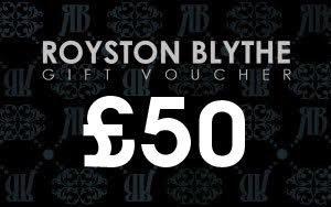 £50.00 Monetary Voucher