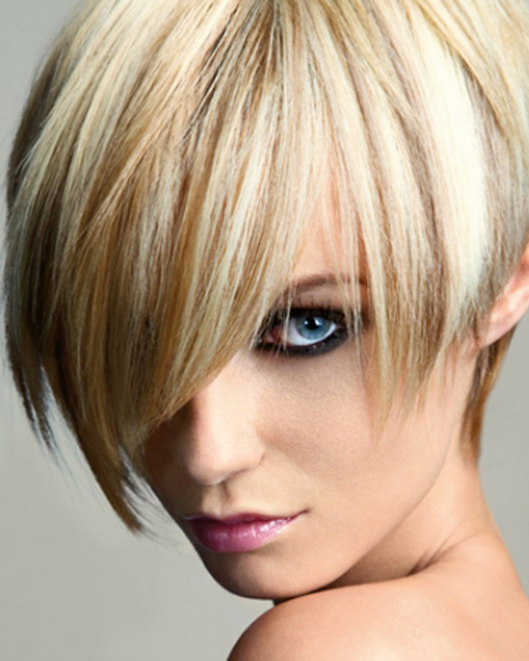 Time To Try A Pixie Crop Shrewsbury & Wolverhampton Hair Salon Best