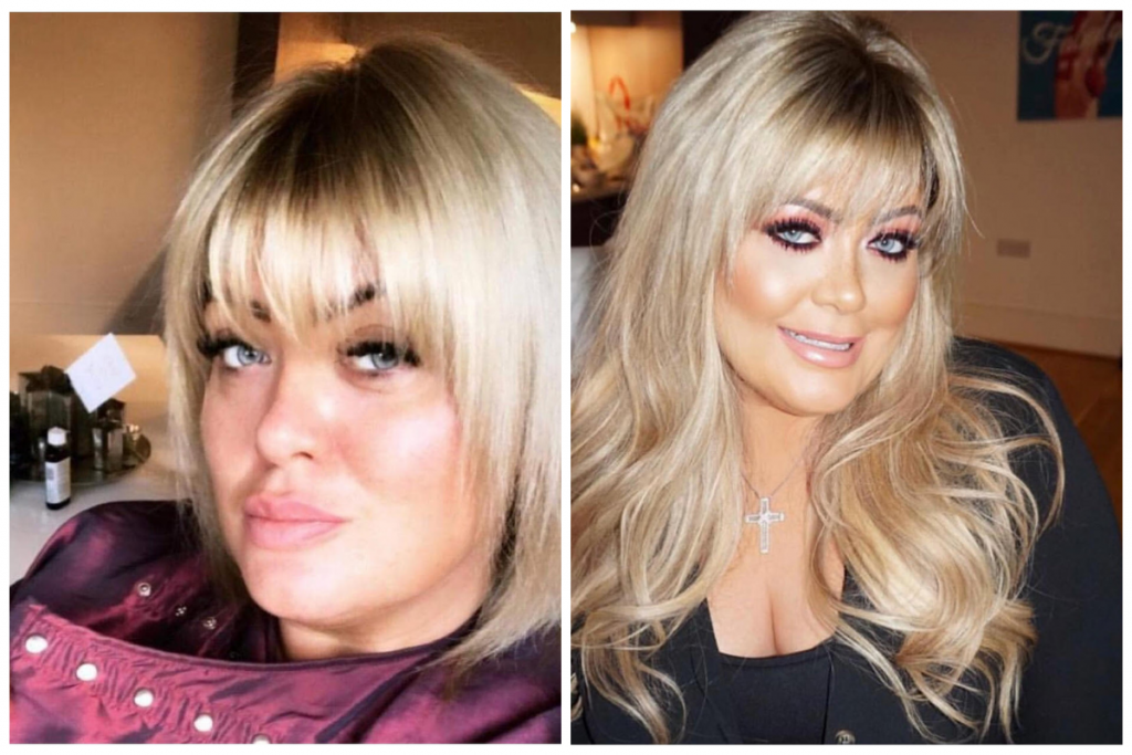 Gema Collins Hairdresser