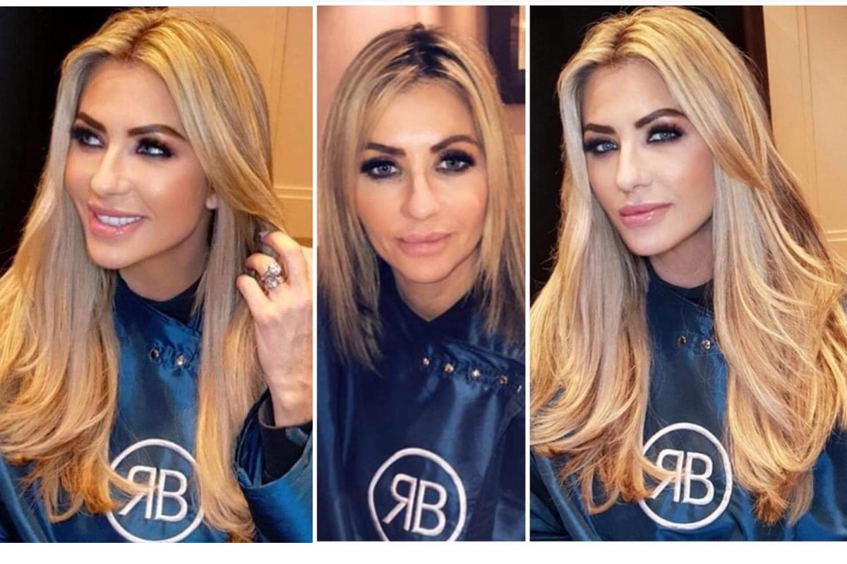 Dawn Ward Hairdressers Hair Extensions