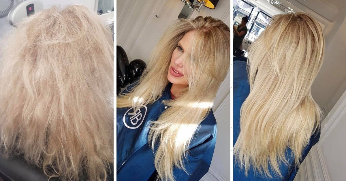 Hair Extensions Shrewsbury