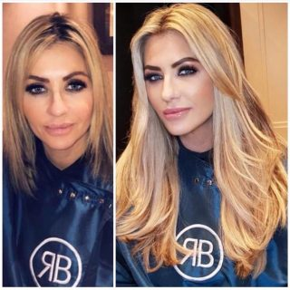 Dawn Ward Loves Her Hair Extensions By Royston Blythe- find out why!