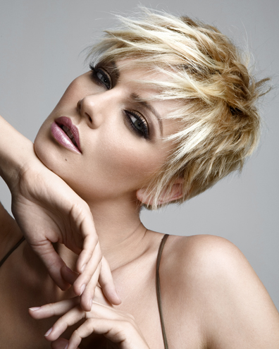 ladies short hairstyles salon wolverhampton shrewsbury face shape